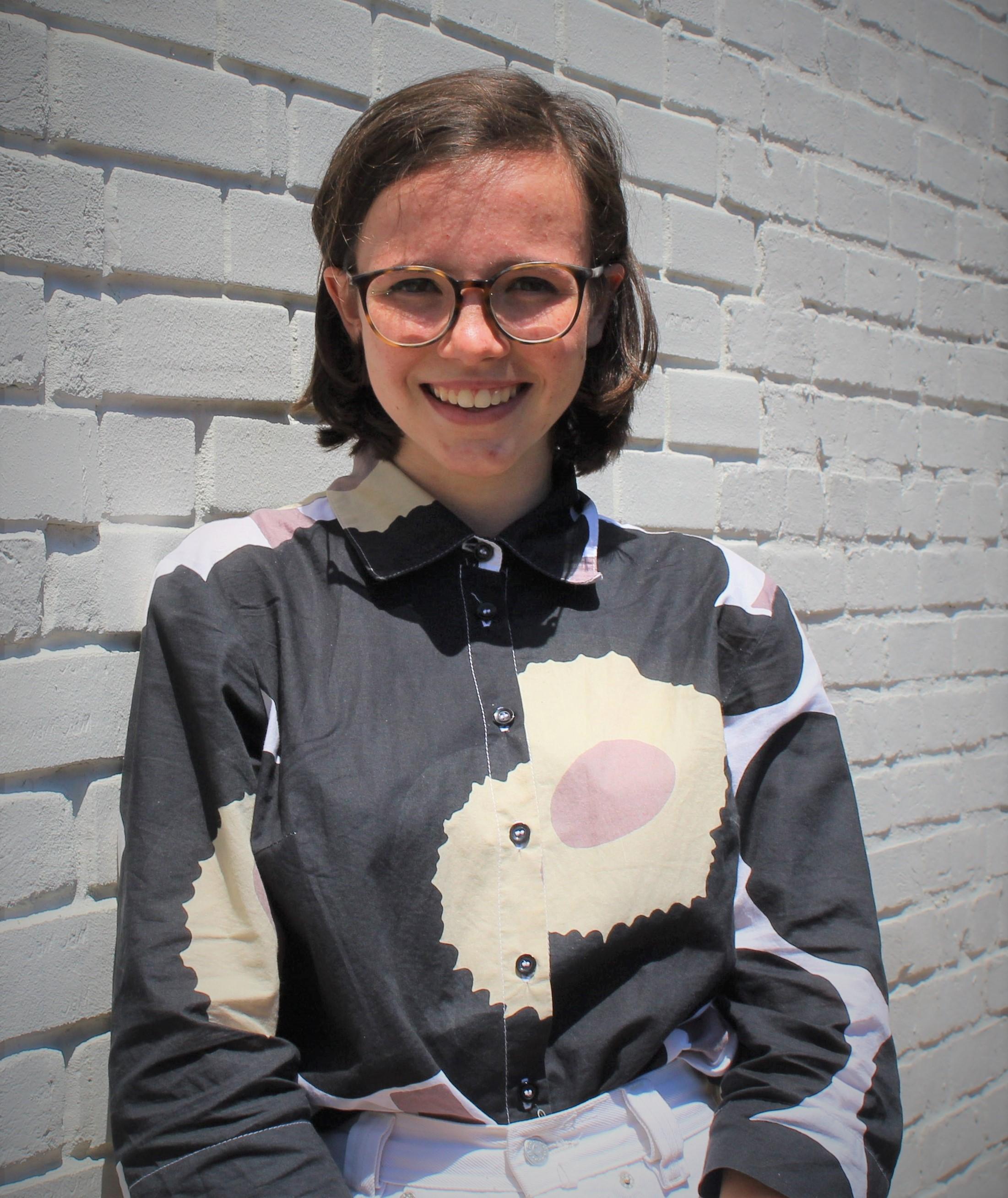 Anna Pelletiere,   Youth Ambassadors