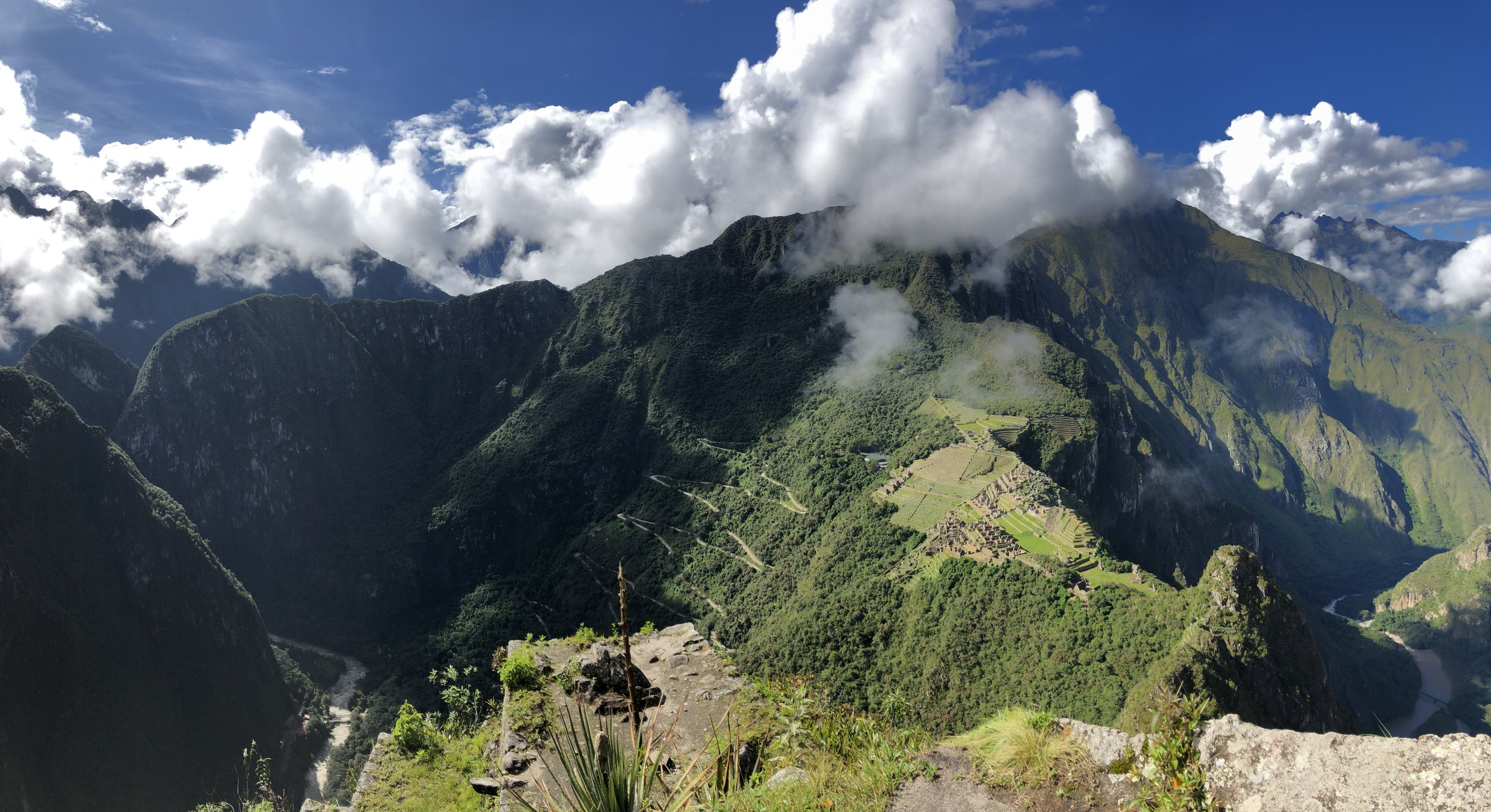 machu picchu - aguas calientes - south america - travel tips-landscape