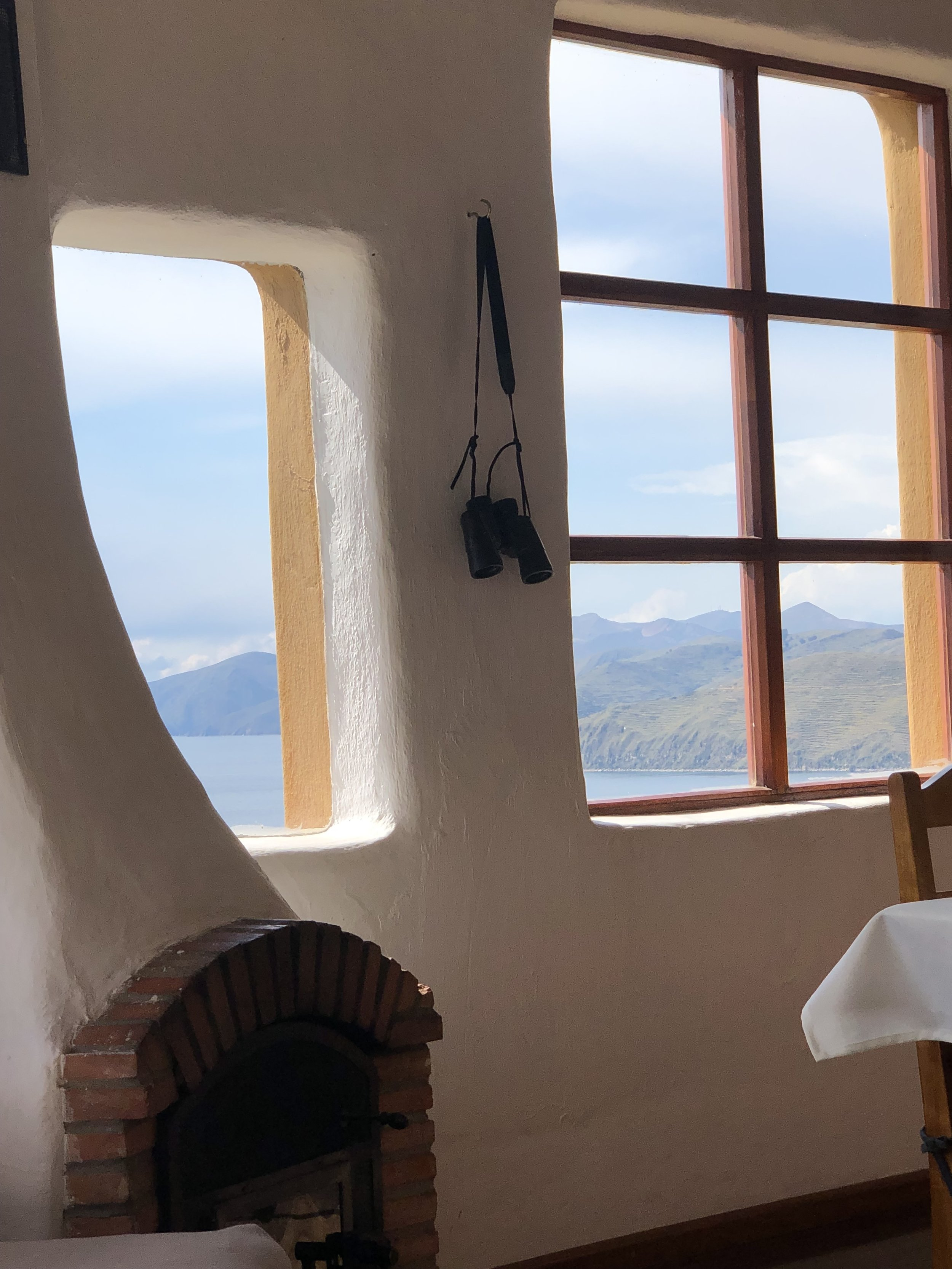 Lake titicaca-ecolodge-isla-del-sol-travel-laestancia-window-bolivia