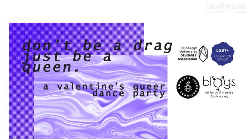 Don't Be A Drag Social Media Banner