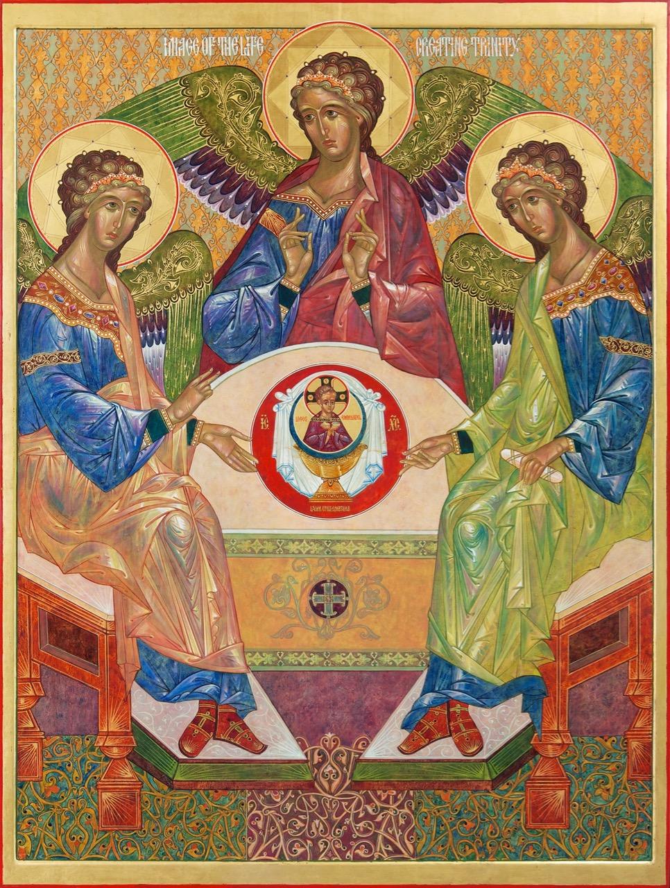 The New Testament Trinity