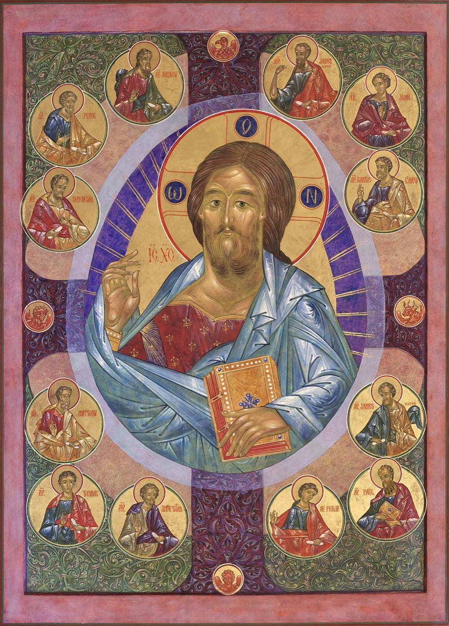 The Synaxis of the Apostles