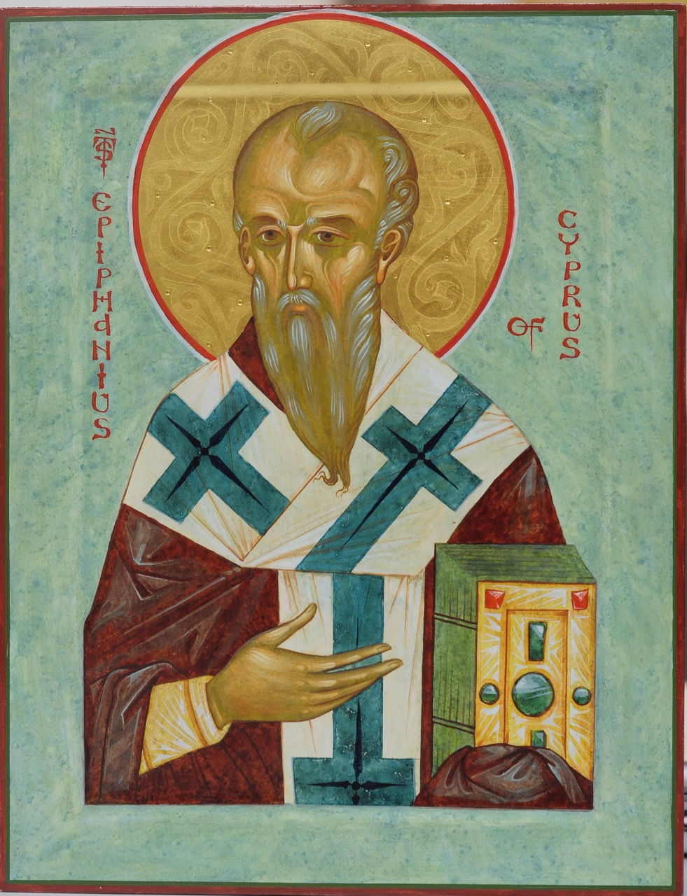 St Epiphanius of Cyprus