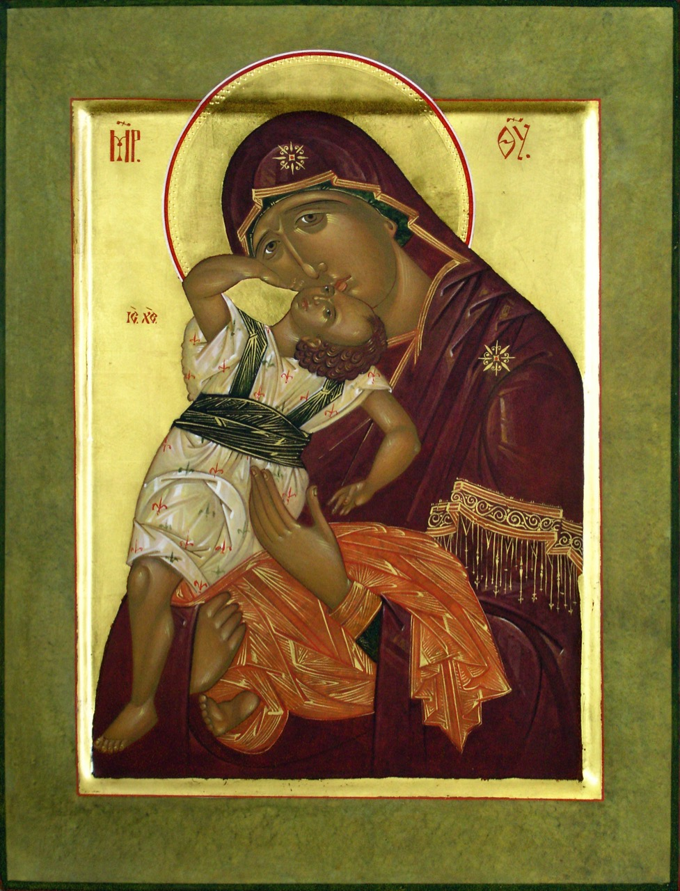 "Theotokos Pelagonitissa (""with Playful Child"")"