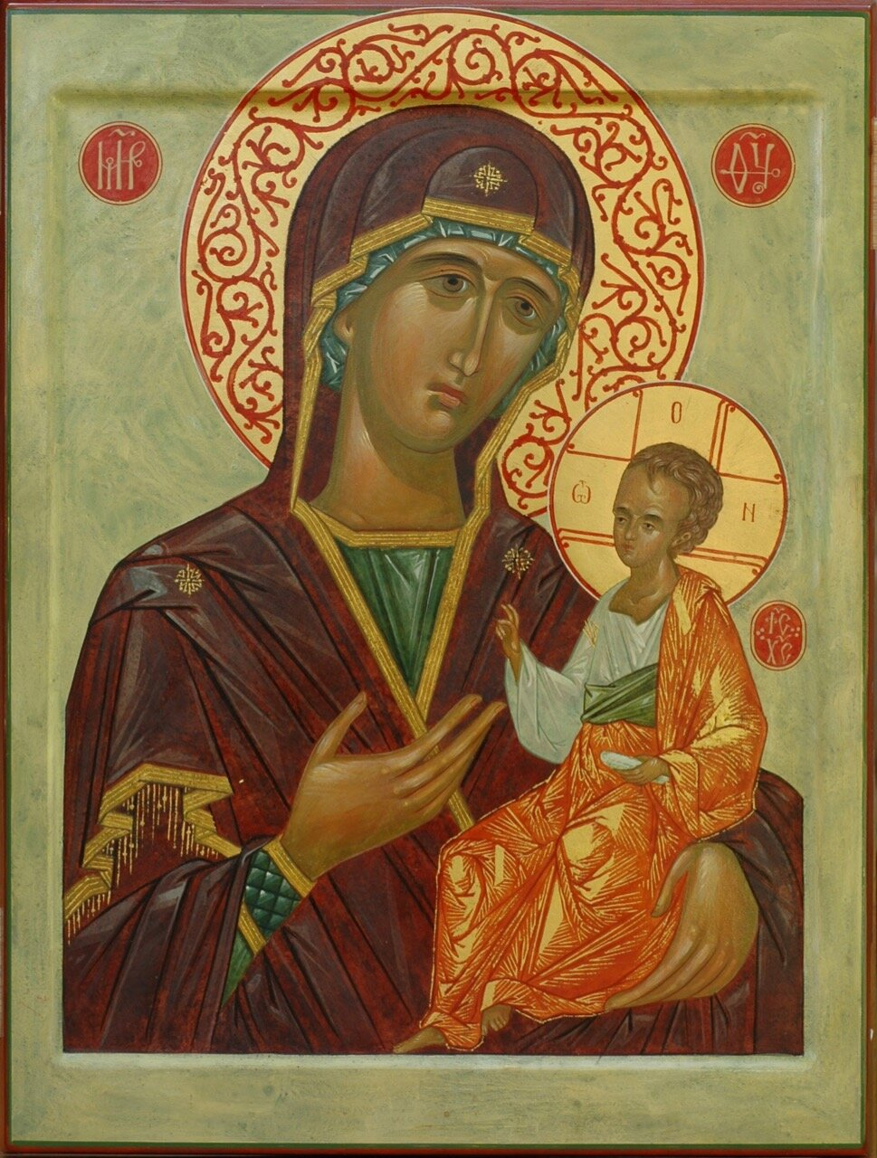 Theotokos of Iveron