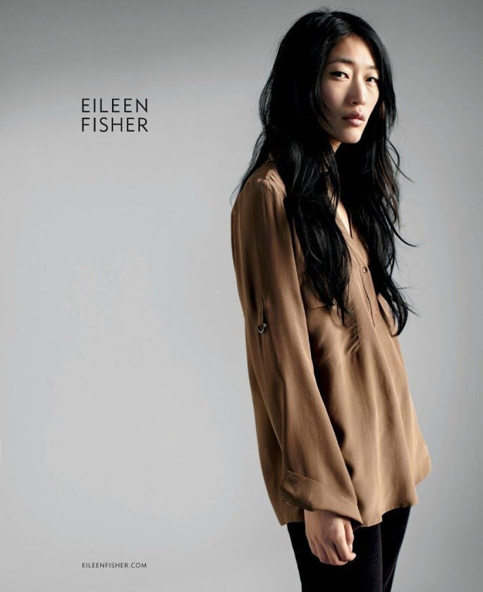 Jihae Kim - Eileen Fisher Ad Campaign, Fall 2011 Winter 2012.jpg