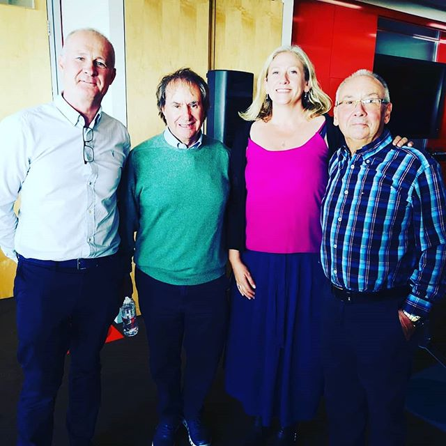 Wonderful skills workshop event supported by BAI with forensic musicologist Peter Oxendale last Friday in @imroireland  pictured left to right Victor Finn, Chris de Burgh, Sarah Glennane, CEO Screen Composers Guild and Peter Oxendale.  @imroireland @chrisdeburgh_official #musicforfilm #musicforscreen #irishmusic #screenireland #screencomposersguildireland #peteroxendale #chrisdeburgh