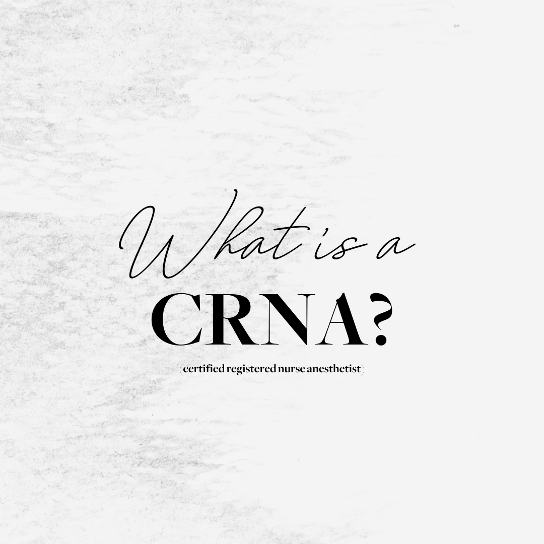 Nurse Nelle - What is a CRNA?