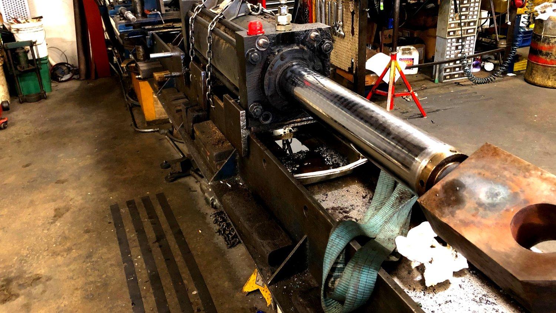 CYLINDER REPAIR — Pensacola Rubber & Gasket