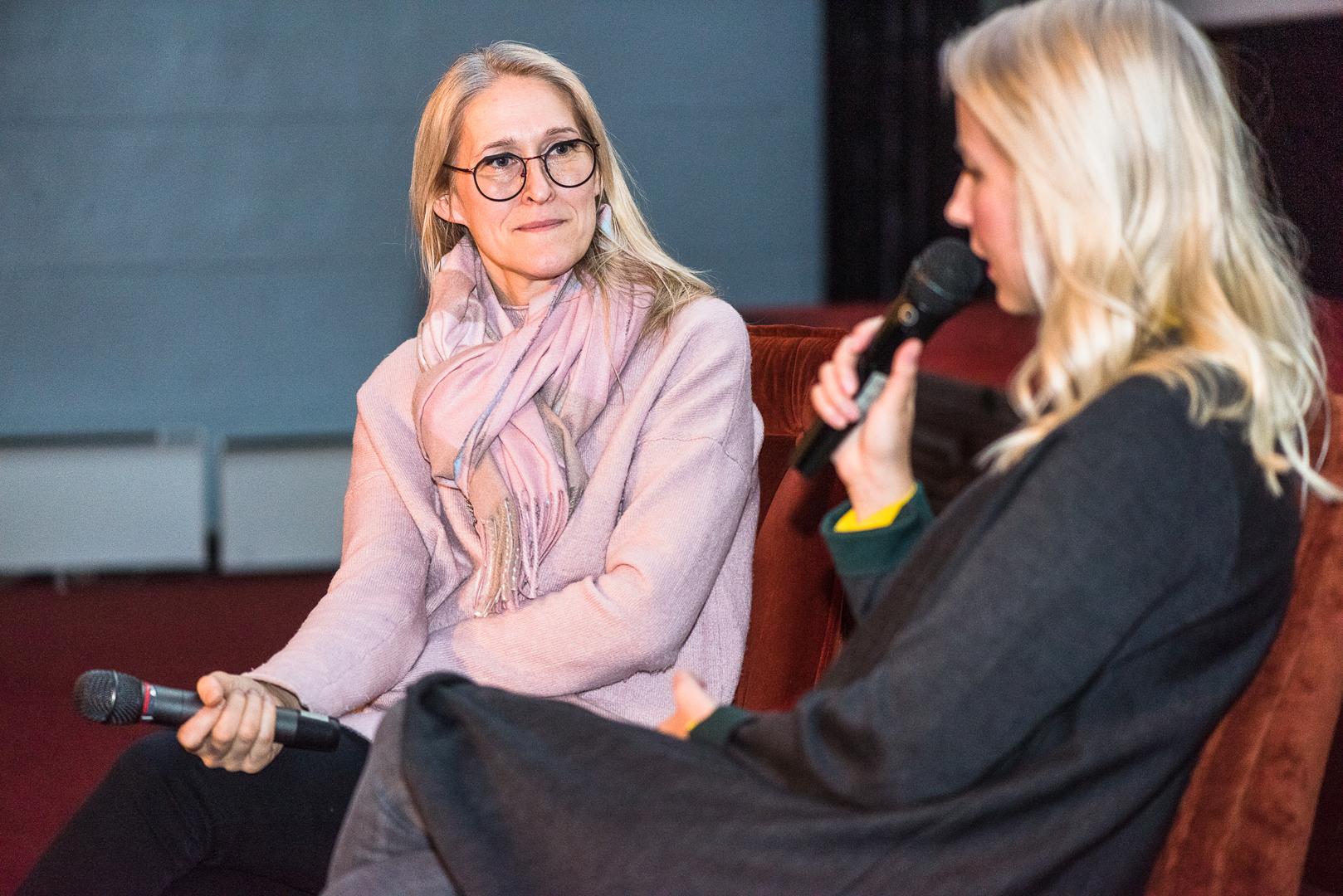 Angelica Udeküll 12. aprill 2019