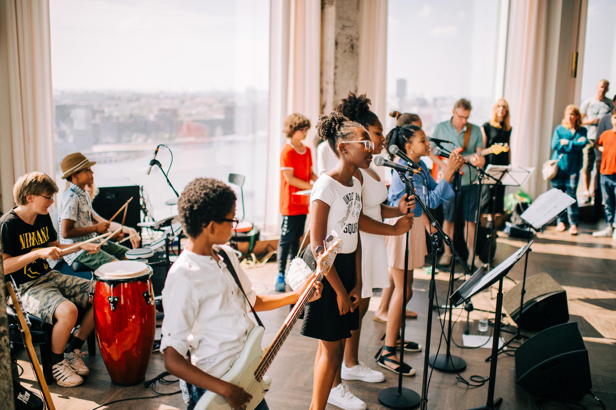 A'DAM Music School - Children's band