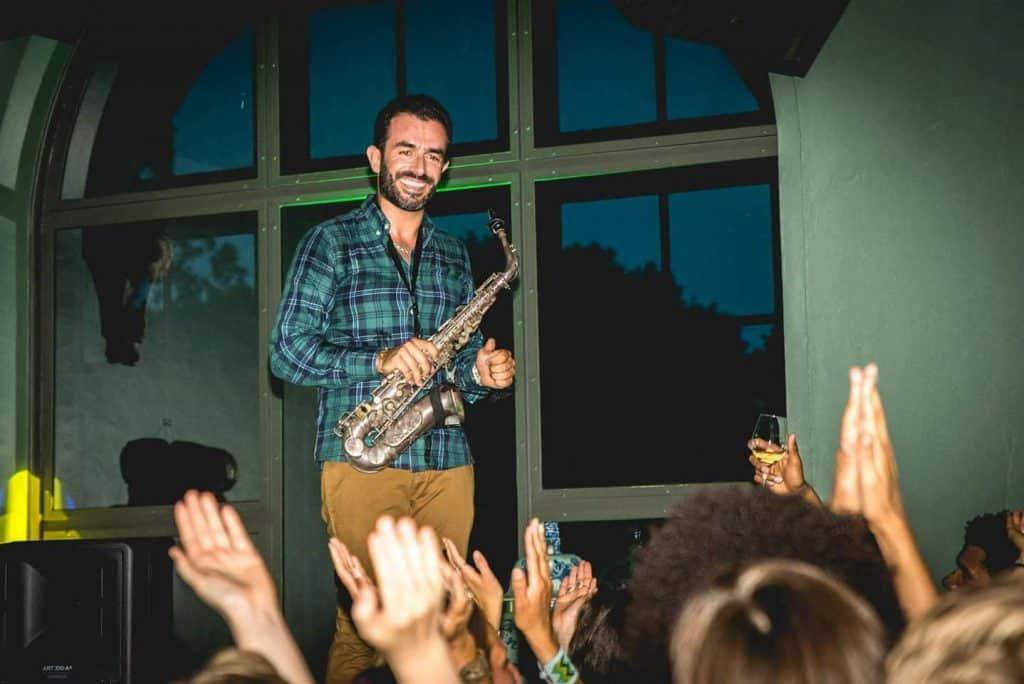 Rafael Pereira Lima - Saxophonist