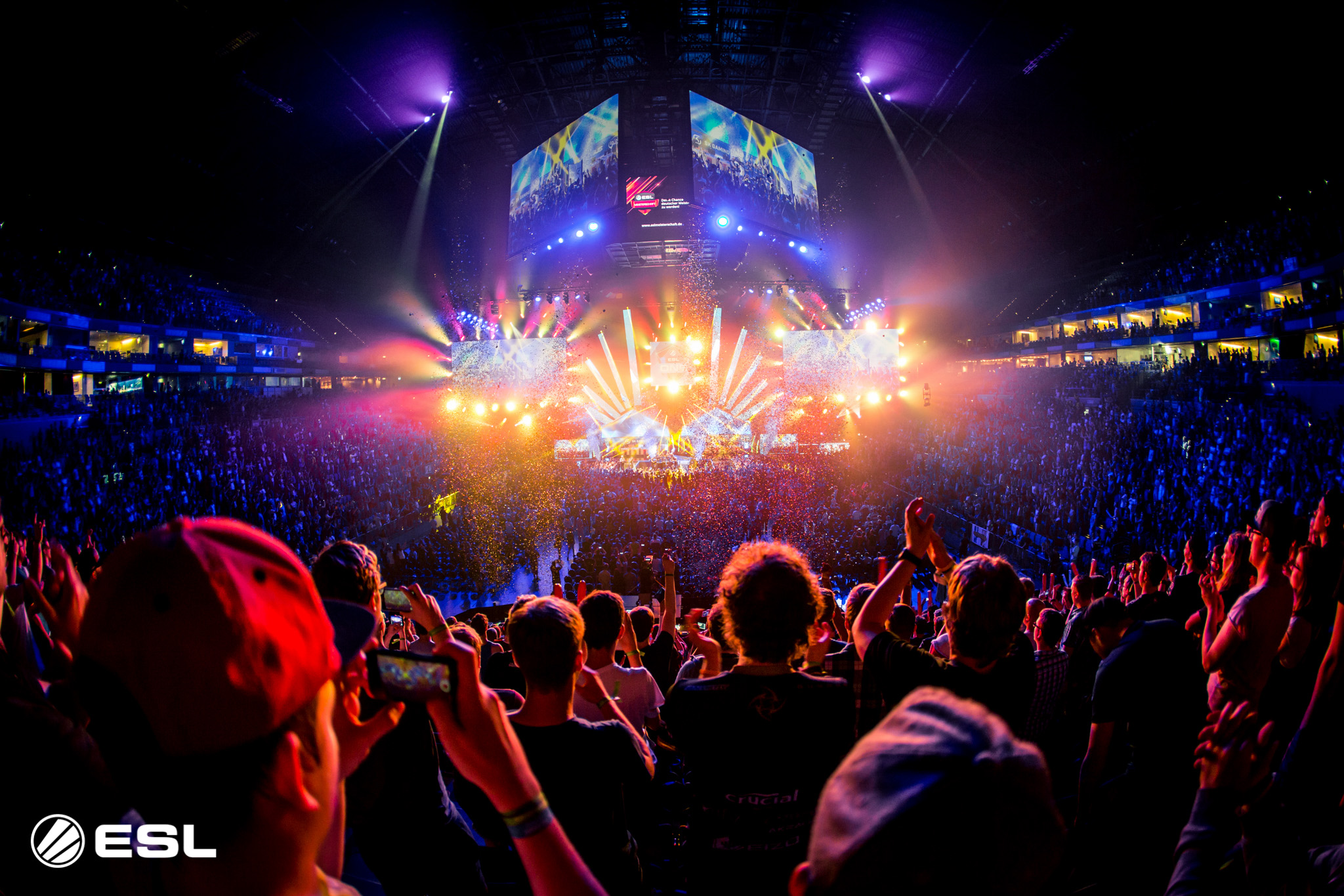 the story mob - Leading the world in esports communications.