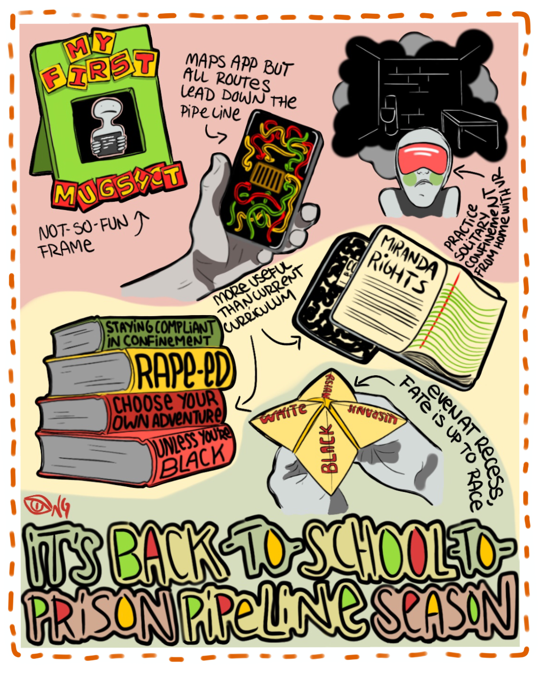 back-to-school-to-prison set -