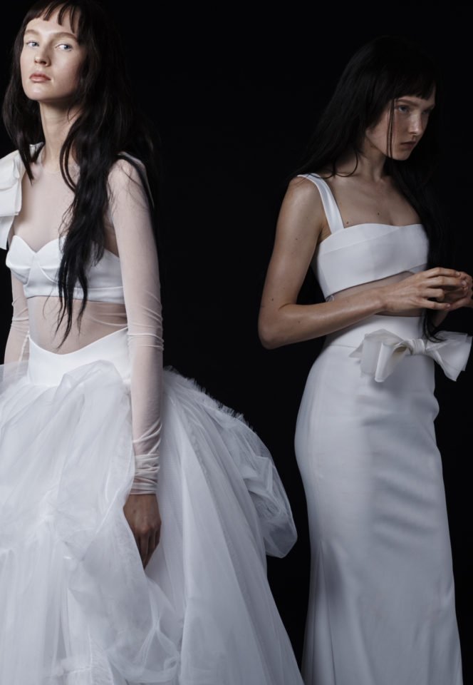 VERA WANG - Vera Wang began a sweeping makeover of the bridal industry in 1990 with the opening of her flagship salon at the Carlyle Hotel in New York City.Sophisticated drama, feminine detailing and a modern approach to bridal design.https://www.verawang.com