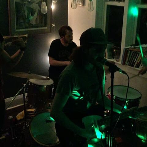 The Boo Radley Project at Meo's Place. PHOTO MEGAN O'TOOLE