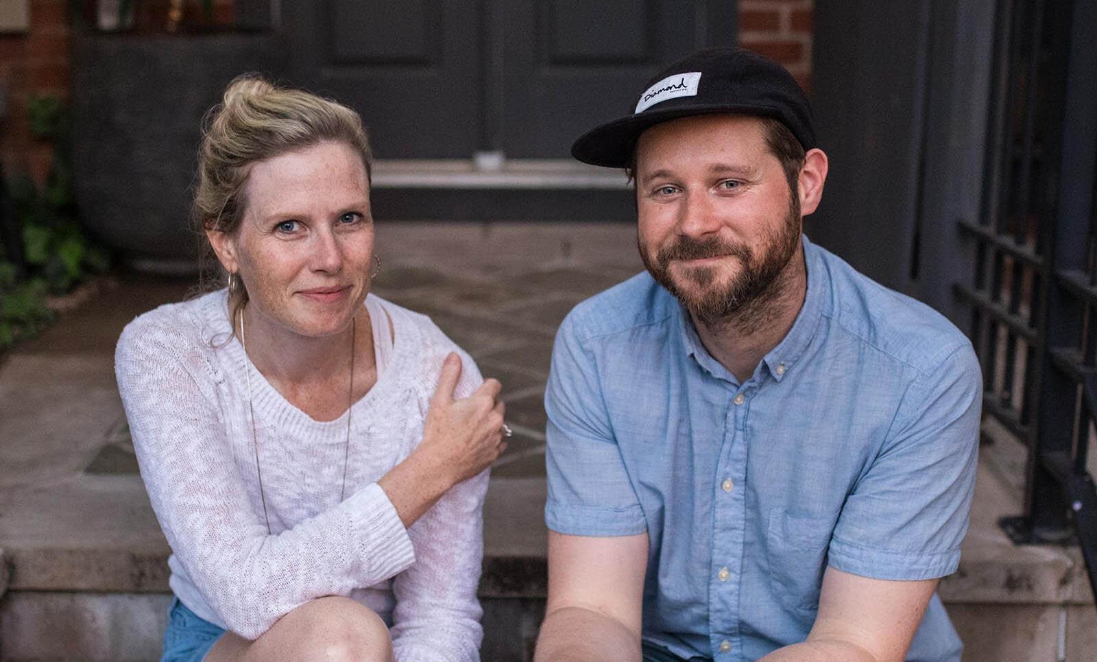 Laura Simpson Dan Mangan Founders Side Door.jpg