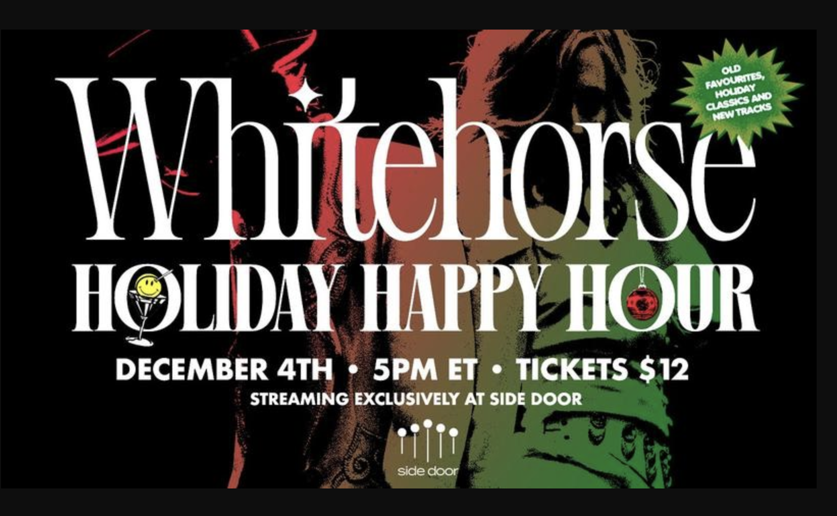 Whtiehorse Holiday Happy Hour