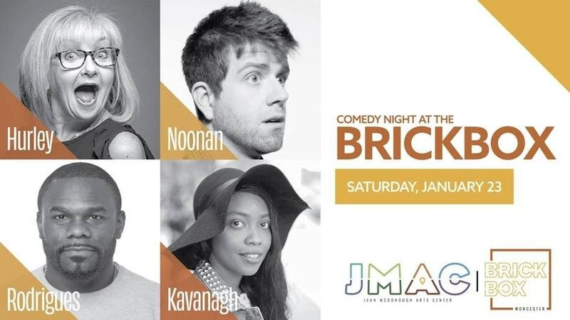 John Tobin Presents Comedy Night at the BrickBox.png