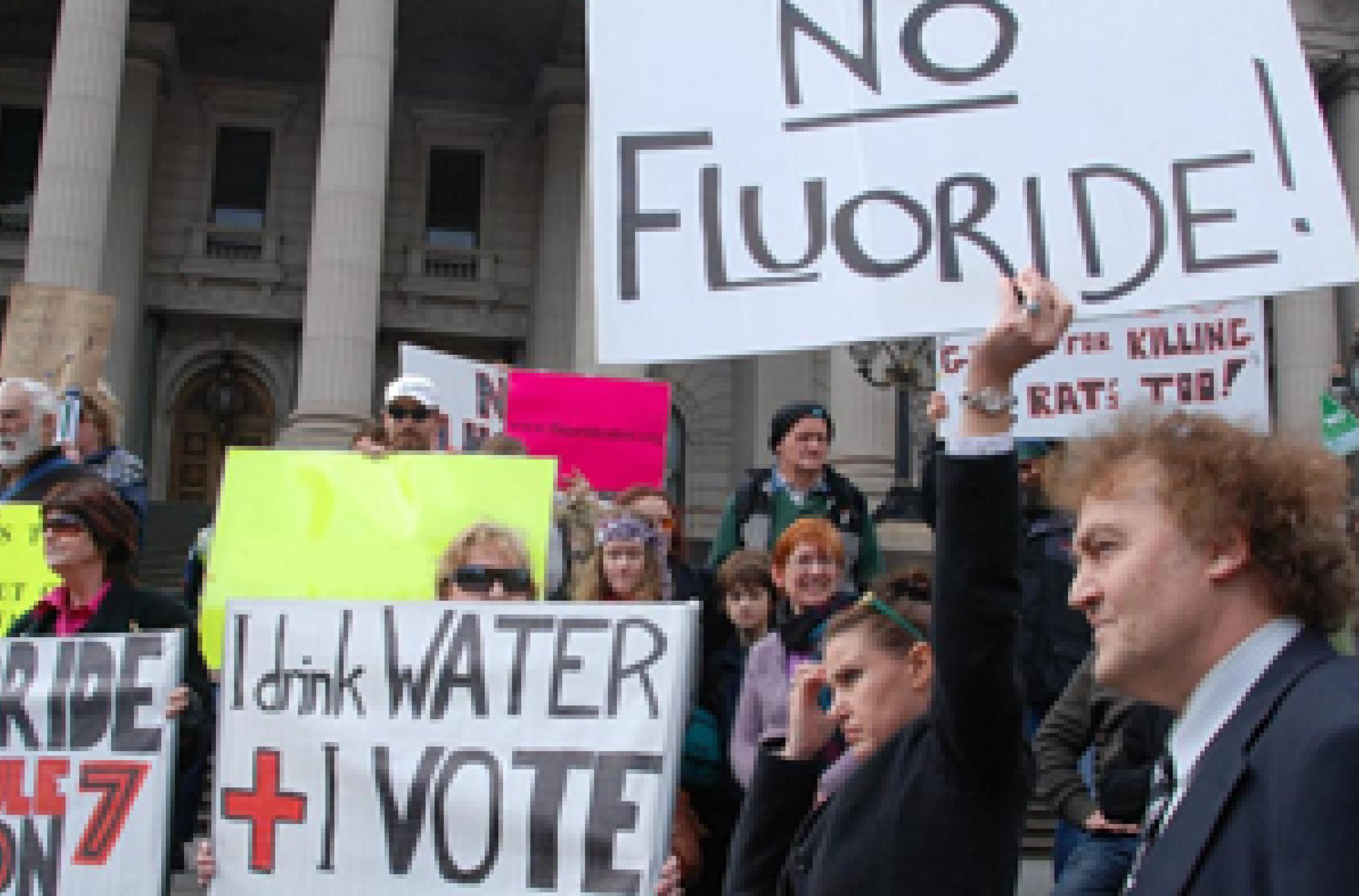 no fluoride petition