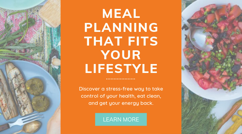 Meal Planning that Fits Your Lifestyle