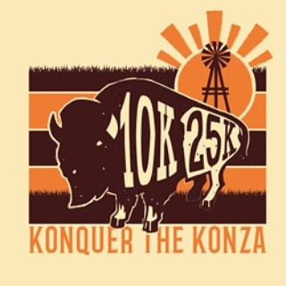 Have you ever Konquered the Konza? If not this is your year! This 25K and 10K is one of our most popular events and sells out every year!