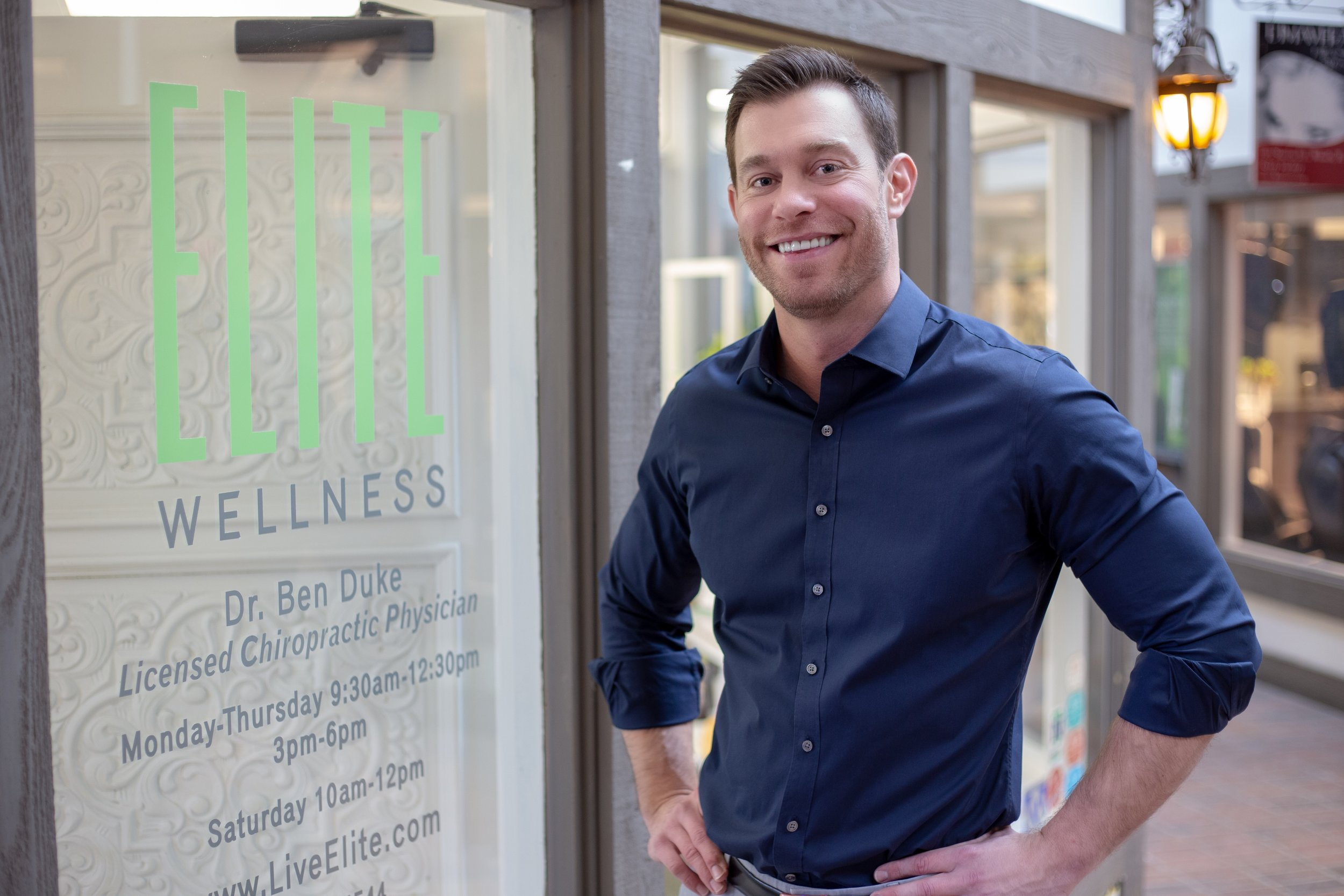 Dr. Ben Duke Elite Wellness Clinic