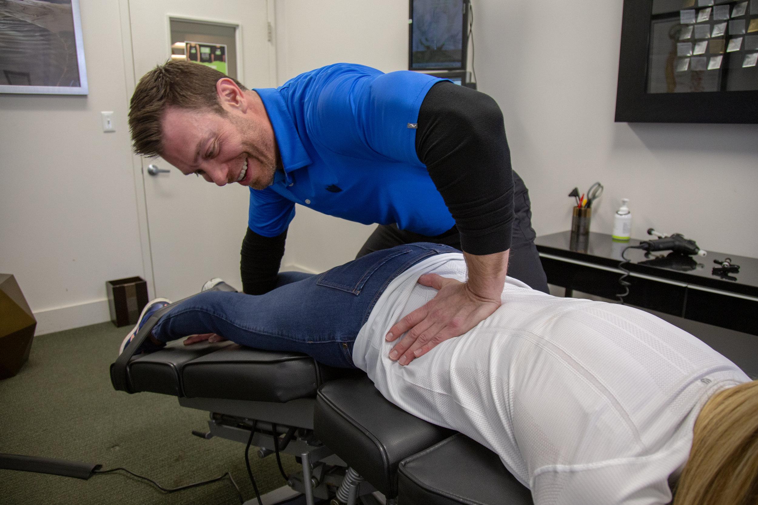 Dr. Ben Duke Adult Adjustment