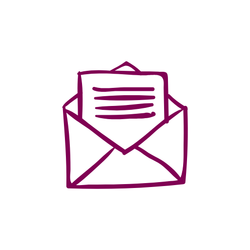 Deep_Purple_Icon_Of_Letter_In_Envelope.png