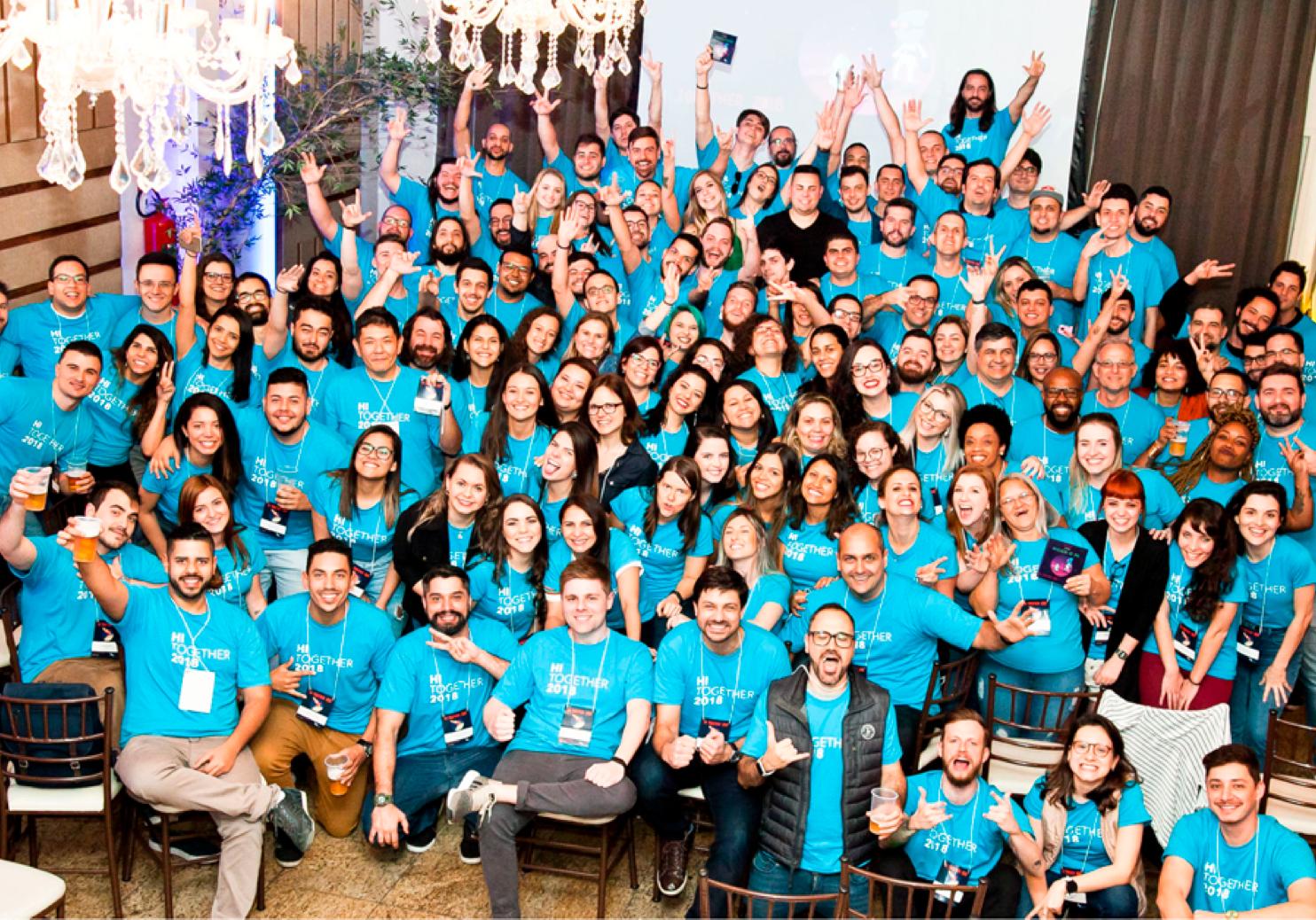 200+colaboradores - 2001ano de fundação