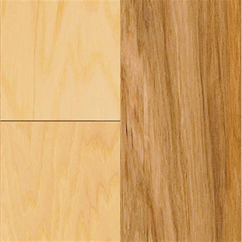 American Hickory Plank 3 Inch Natural