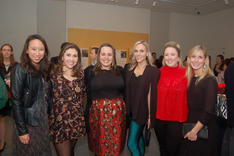 Katie Fong Biglin, Hagar Chemali, Grace Djuranovic, Erin Glasebrook, Olivia Langston, Caity Lischick.