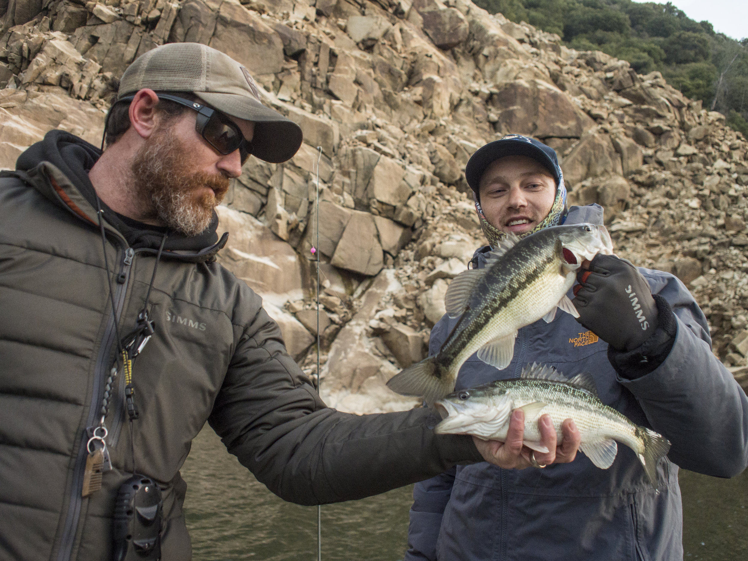 Guide Ryan Williams and Capt. Chuck Ragan have been pioneers of the Float'n Fly method in Northern California