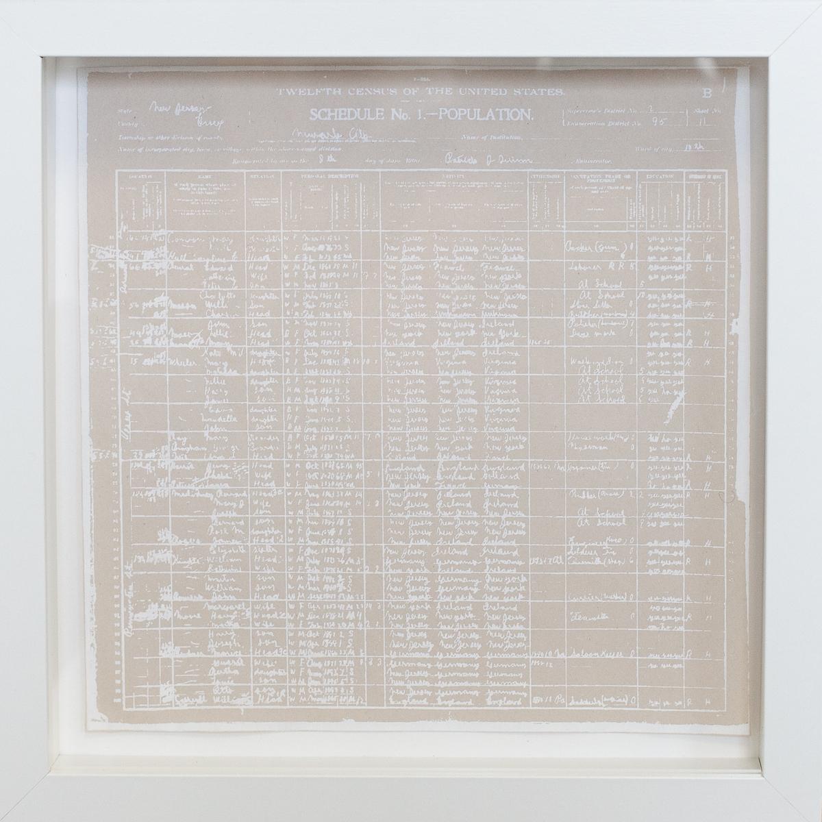 """""""Wash + Iron"""" (partial triptych) Adrienne Wheeler"""