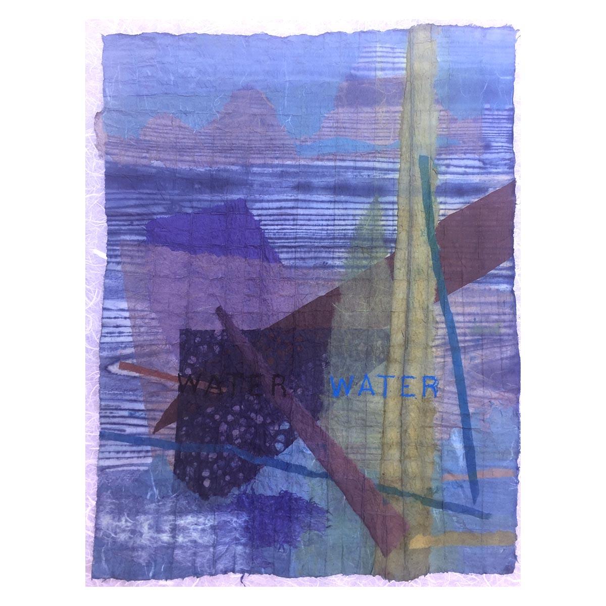 """""""Water Water"""" Anne Q McKeown"""