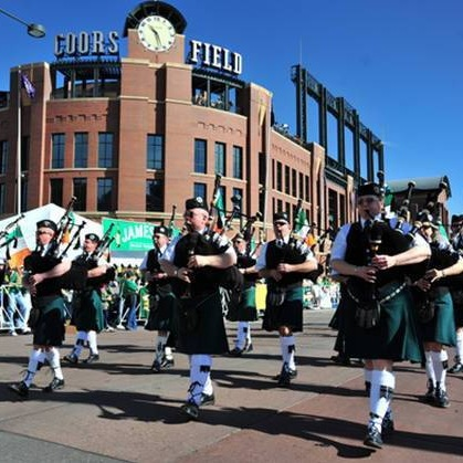 Denver's St. Patrick's Day Parade - See parade website for official 2019 parade routeSaturday, March 16 | Starting at 9:30AMNON-PAID EVENTALL AGES
