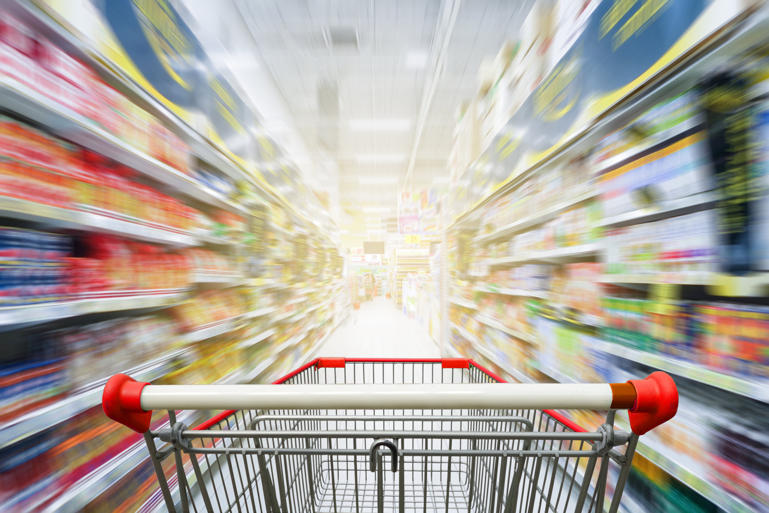 A household CPG brand experiencing declining same store YOY sales. -