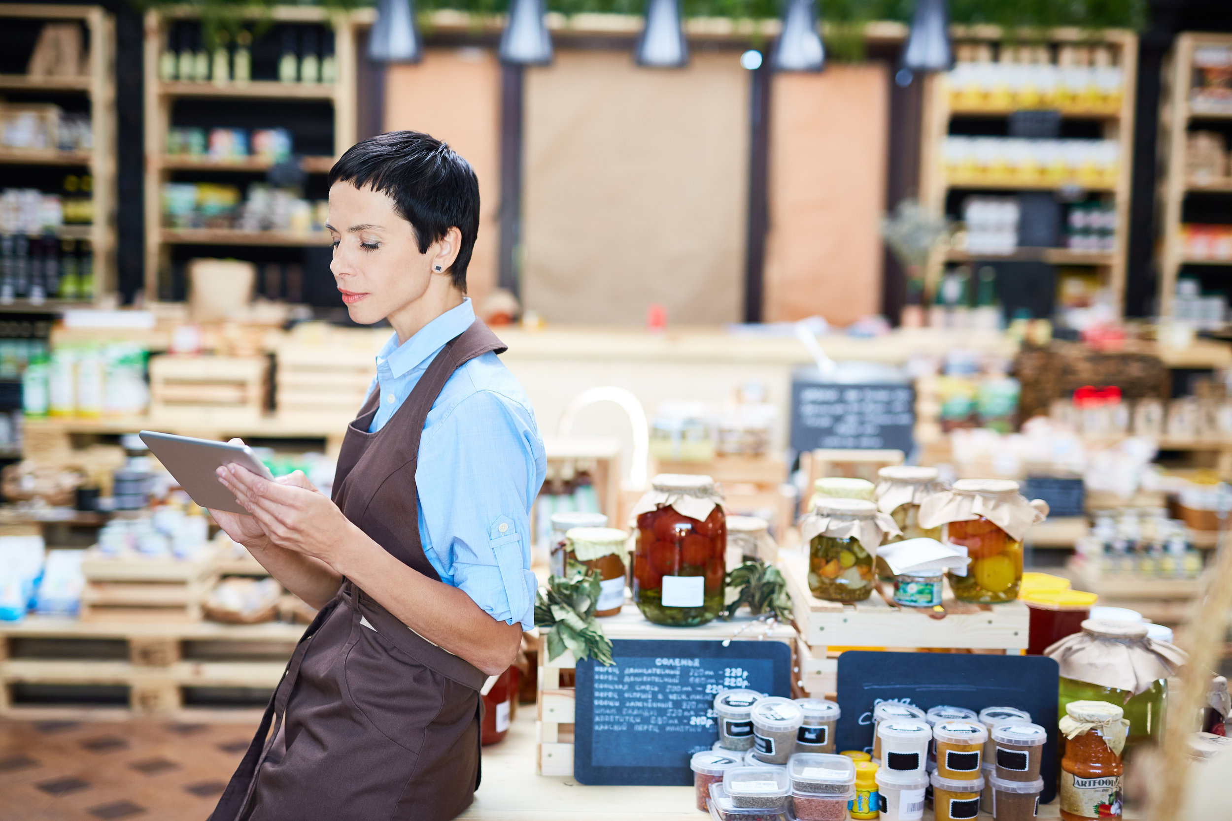 A popular organic consumer brand needed help determining how to move into new retailers. -