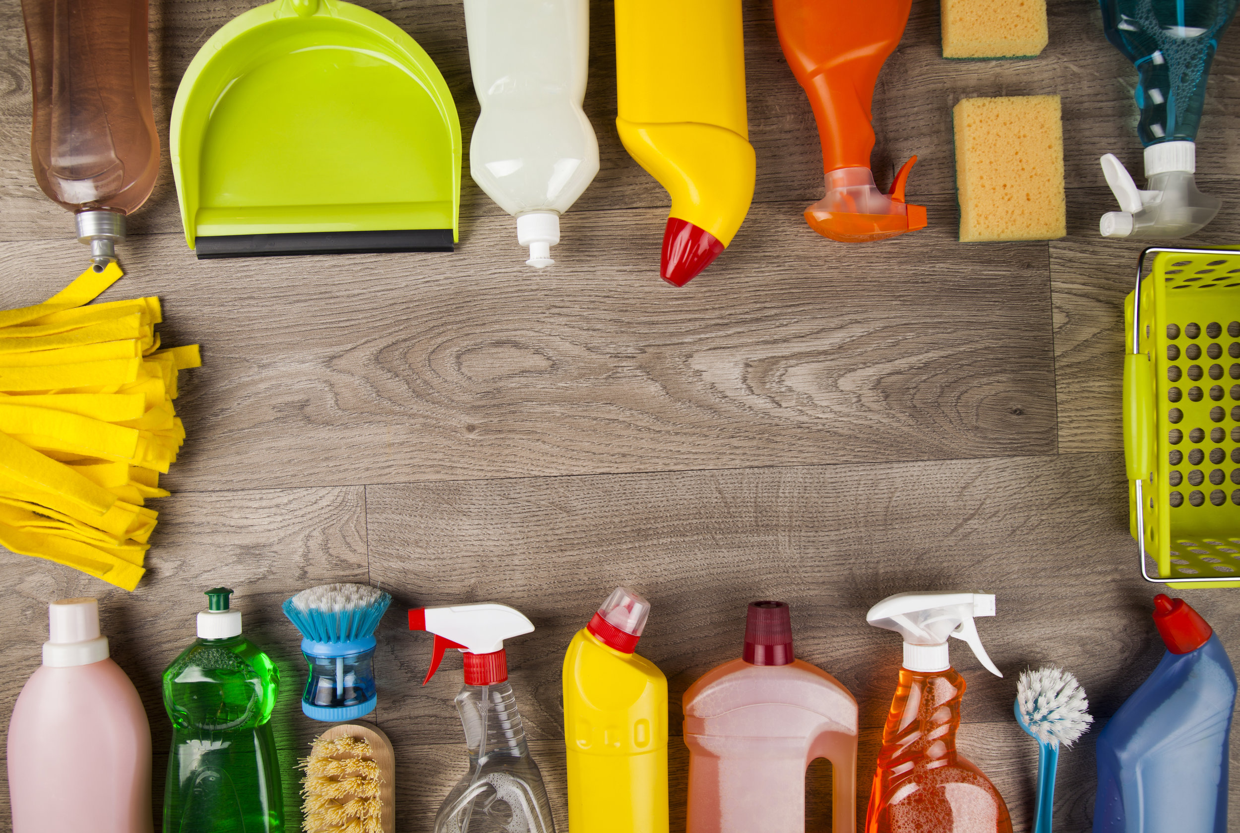 A consumer packaged brand in the household and cleaning space. -