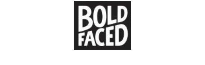 boldfacedgoods.com - Boldfaced (formerly Fairgoods). Good gifts for bad people.