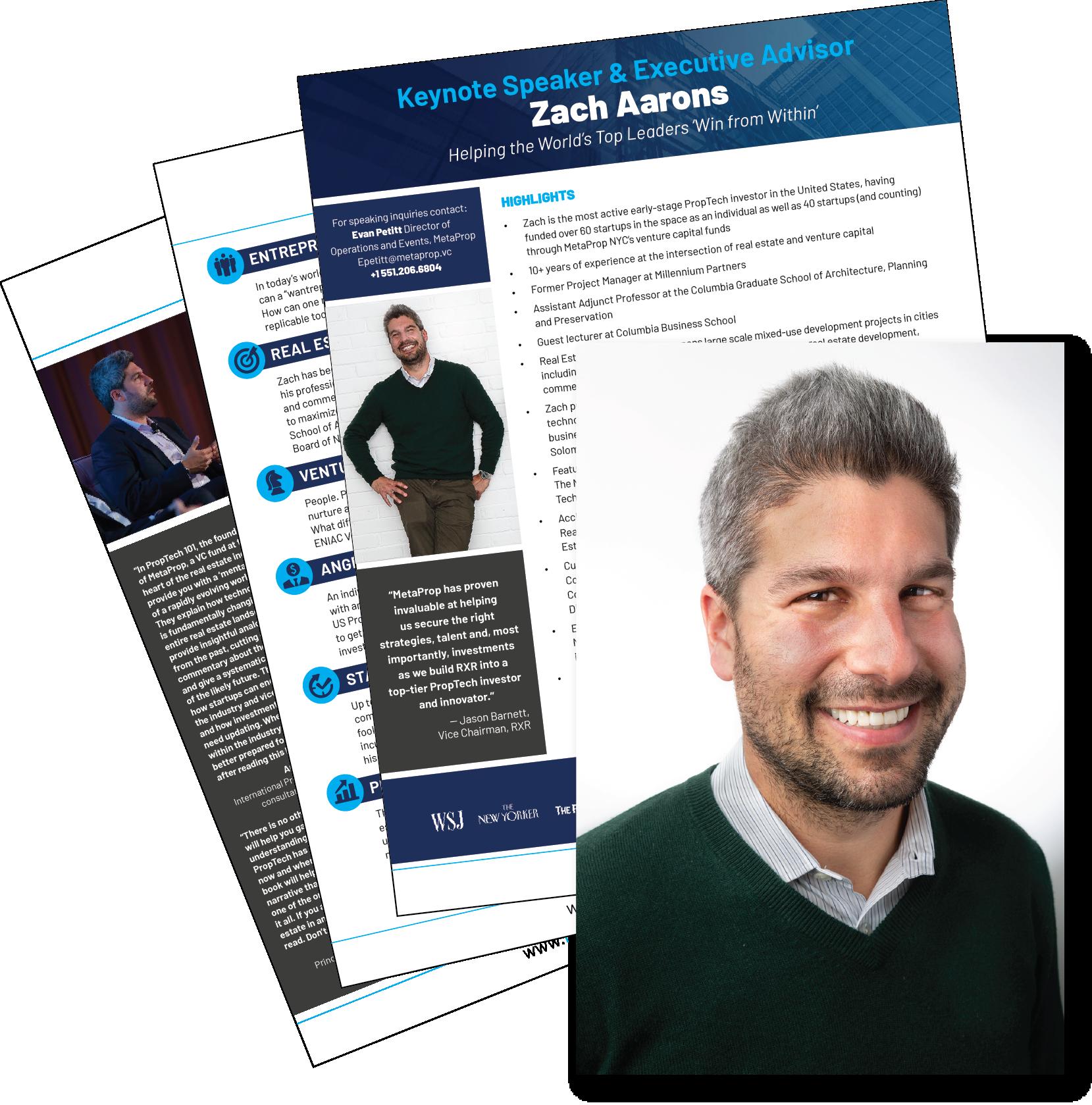 Zach Aarons Speaker Kit