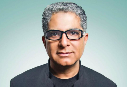 - Spiritual Teacher: Deepak Chopra