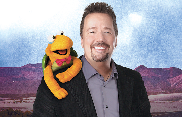 - Entertainer: Terry Fator
