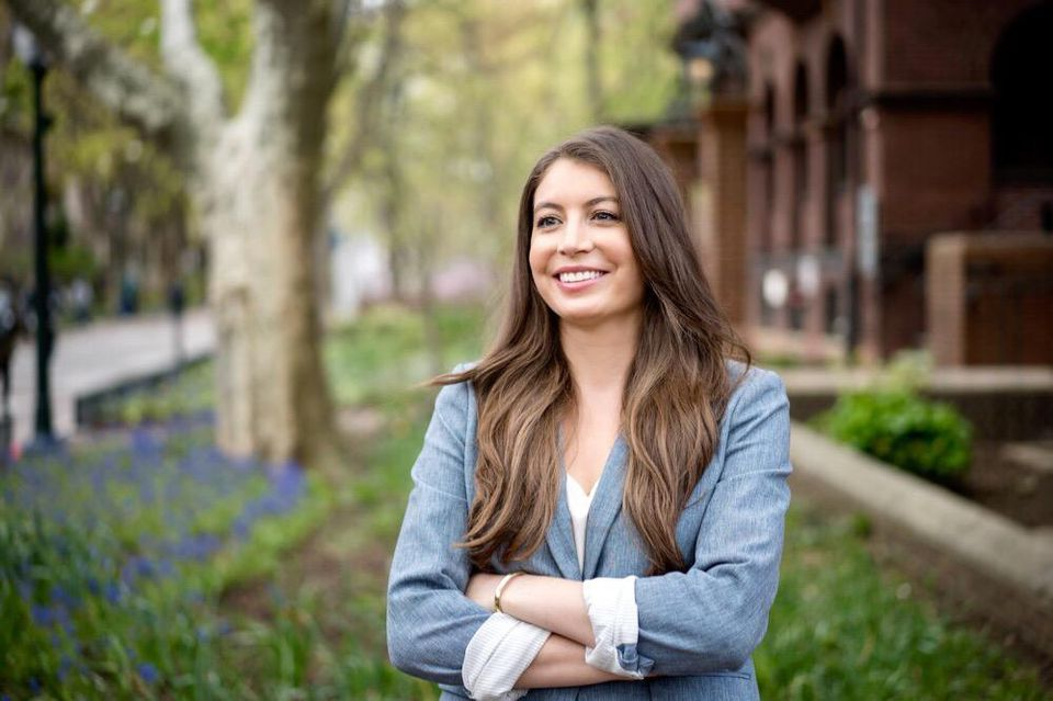 Julianna Pillemer, PhD candidate in Management at The Wharton SchoolPHOTOGRAPHER: SHIRA YUDKOFF