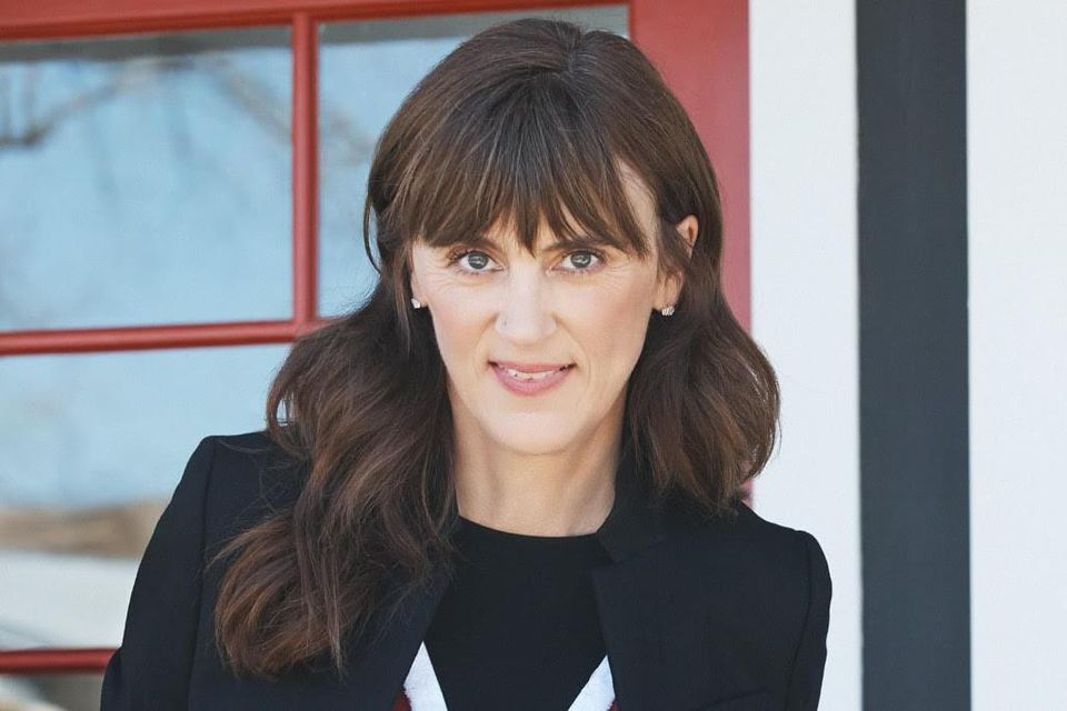 #1 NYT best-selling author Jen Sincero  PHOTO BY: HEATHER GILDROY