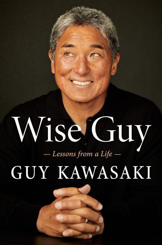 Kawasaki's latest book. COURTESY OF GUY KAWASAKI