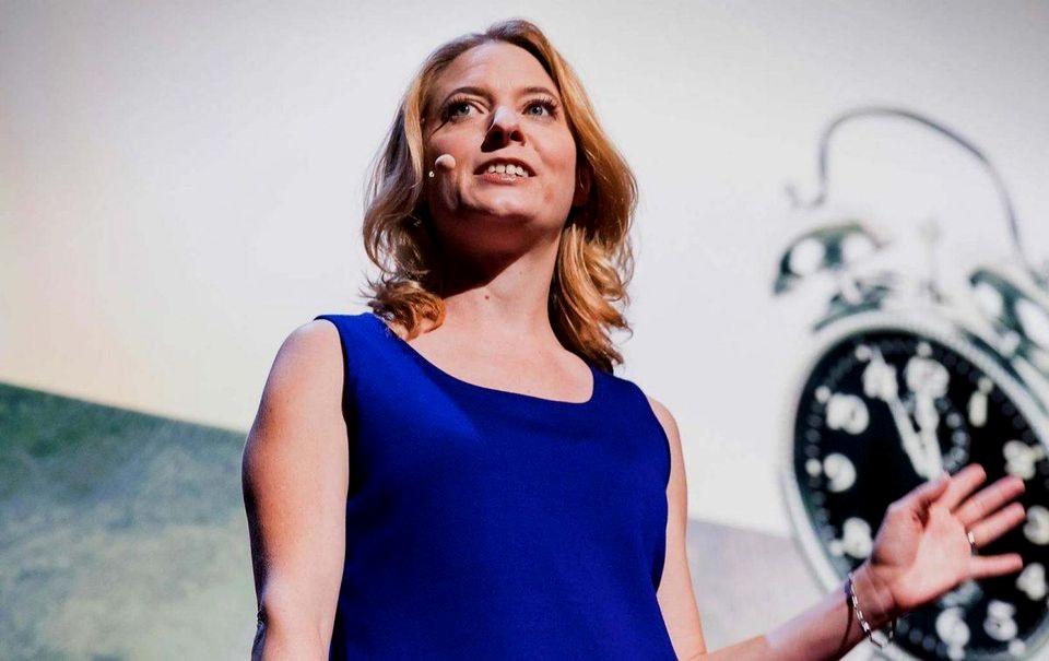 - Bestselling Author & TED Speaker : Laura Venderkam