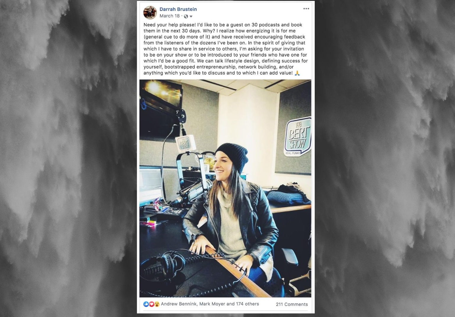 My Post on Social Media POST FOR PODCASTS