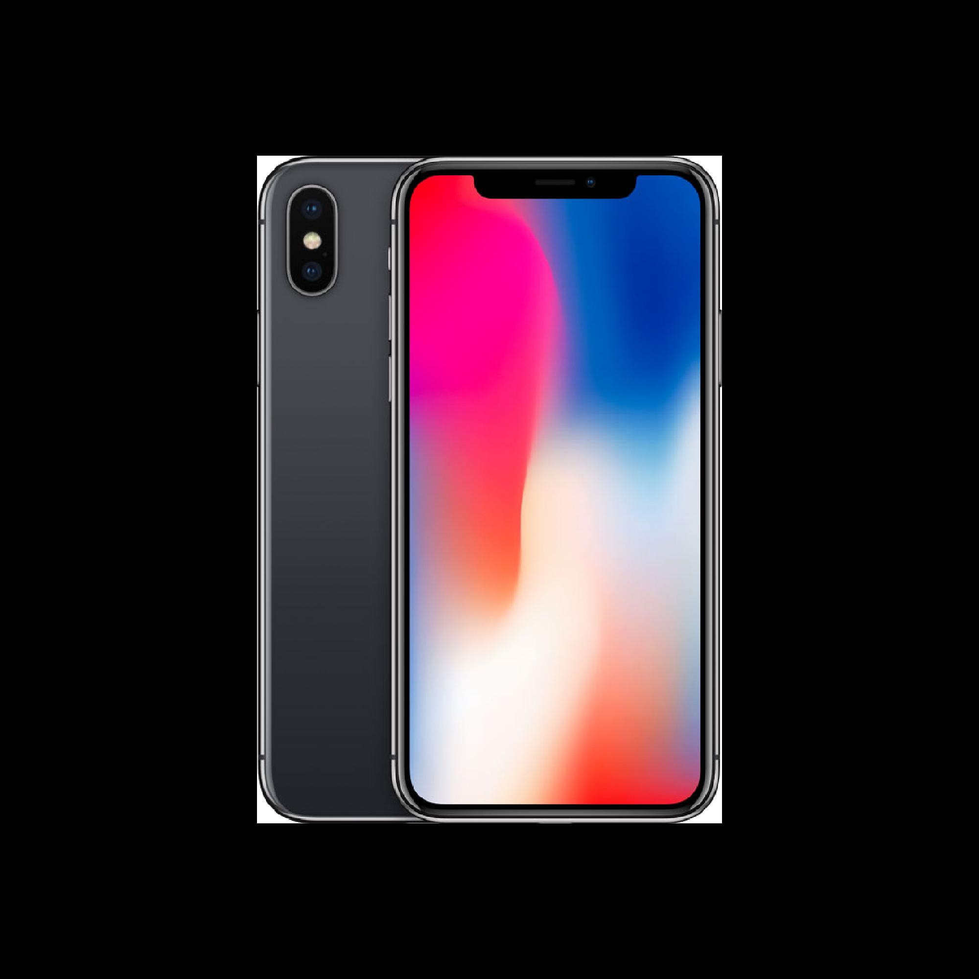 iPhone X | $160 + tax