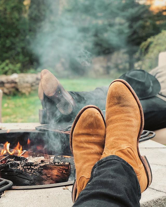 Friday's in @tecovas . . . . . #boots #cowboyboots #tecovasboots #tecovasshane #tecovasearl #style #mensstyle #friday #fire